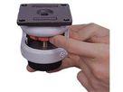 Footmaster GD/GDN (met verstelknop) tot 1500 kg (GDN60FE)