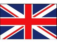 Talamex vlaggen Europa: Engeland Union Jack