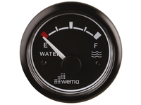Tank gauges water