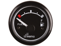 Tank gauges fuel