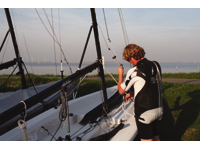 Sailing Harness Cruise