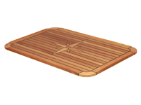 Teak Tischplatte Classic soft