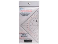 Navigatie driehoek