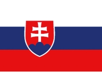 Talamex vlaggen Europa: Slowakije