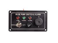 Lenspomp alarmpaneel