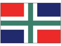 Talamex vlaggen Nederland: Provincievlag Groningen