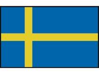 Talamex vlaggen Europa: Zweden