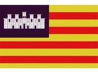 Talamex vlaggen Europa: Balearen