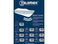 Talamex boat covers