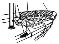 Tiptolest railingnet