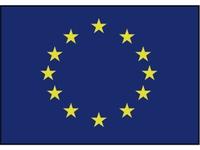 Talamex vlaggen Europa: Raad van Europa vlag (blauw met gele sterren)