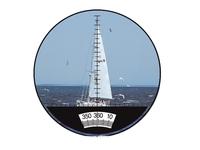 Talamex Porroprisma verrekijker 7x50 met kompas waterdicht