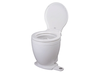 &quot;Lite flush&quot; Toilet