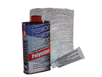 Polyester Reparaturset