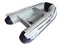 Comfortline TLX - Aluminium bodem