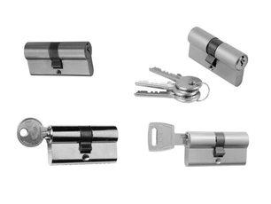 Cilinders en sleutels hoofdfoto