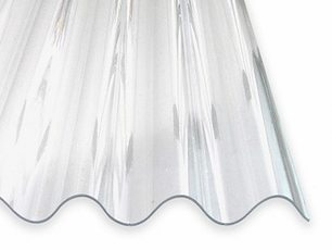 Polycarbonaat Glashelder