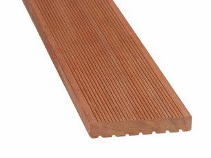 Bangkirai plank geprofileerd