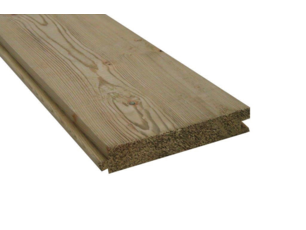 25x125mm Vuren vloerhout geïmpregneerd