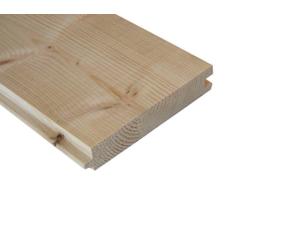 25x125mm Vuren vloerhout