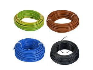 Draad en kabel