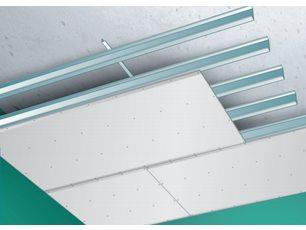Metalstud Plafond Compleet Samenstellen