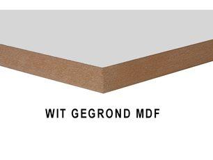 MDF Gegrond