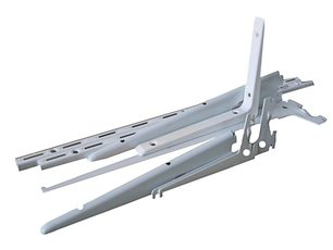 Montagerails, dragers en toebehoren