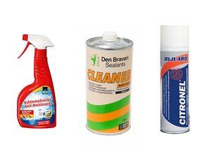 Cleaners / Schoonmaakmiddelen