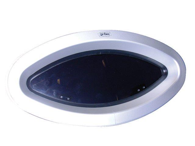 Hublot rond et elliptique (ovale) Gebo