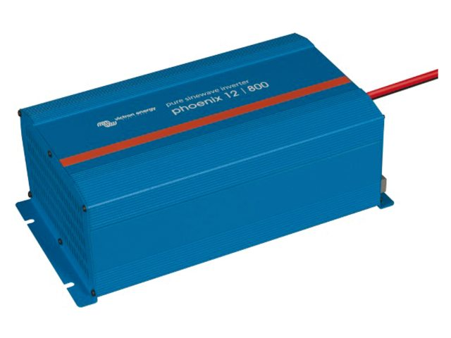 Onduleurs sinusoïdaux t /m 1200 watts