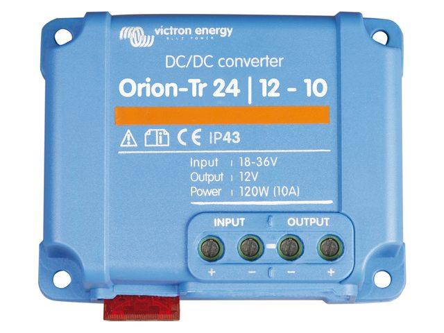 Orion-Tr DC-DC Converters Niet Galvanisch gescheiden