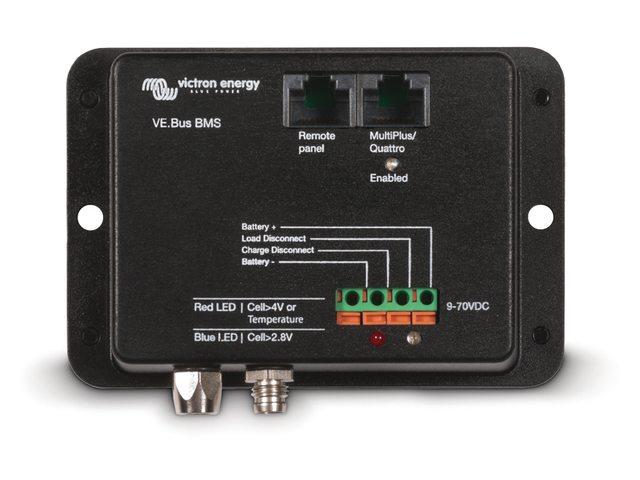 Systèmes de gestion de batterie BMS