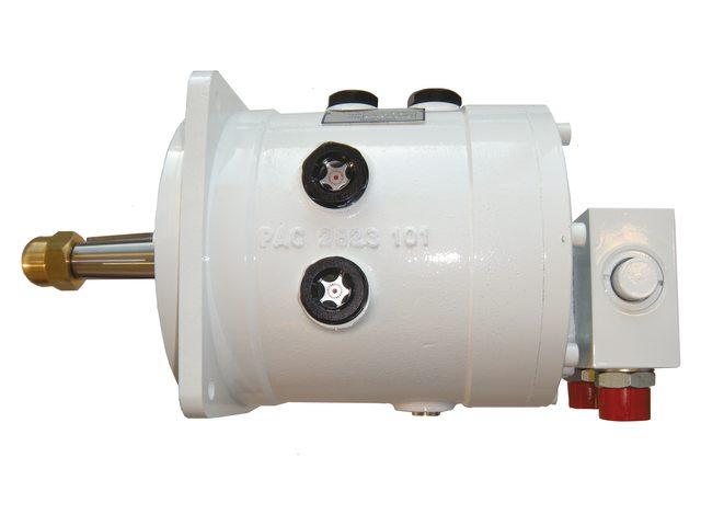 Marsili hydrauliek pompen