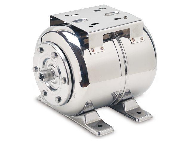 Shurflo hydrofoortank RVS 8 liter 20PSI