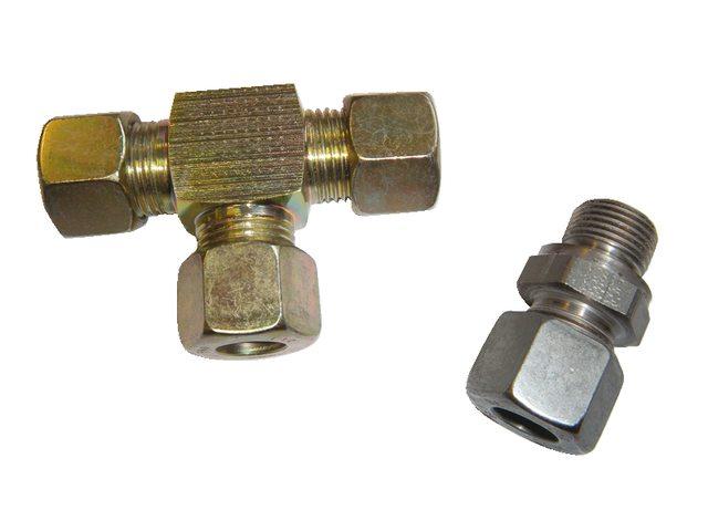 Koppeling hydrauliek