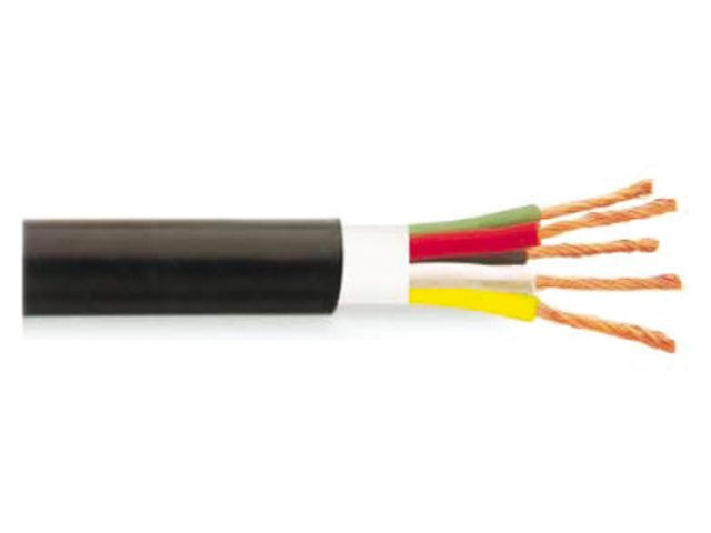 Câbles DC Noir pour véhicule