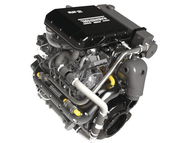 Marine Diesel motoren