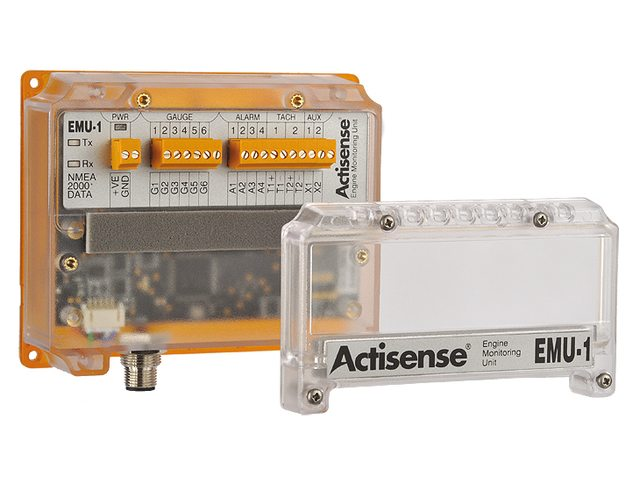 Actisense motordata interface