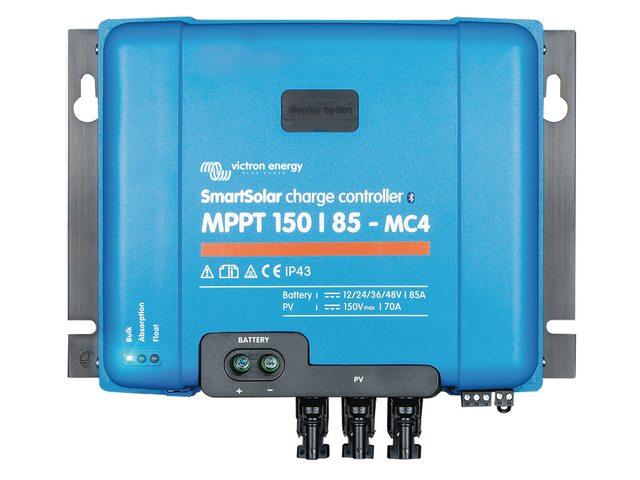 3b. Laadcontrollers Smartsolar MPPT 150/xx