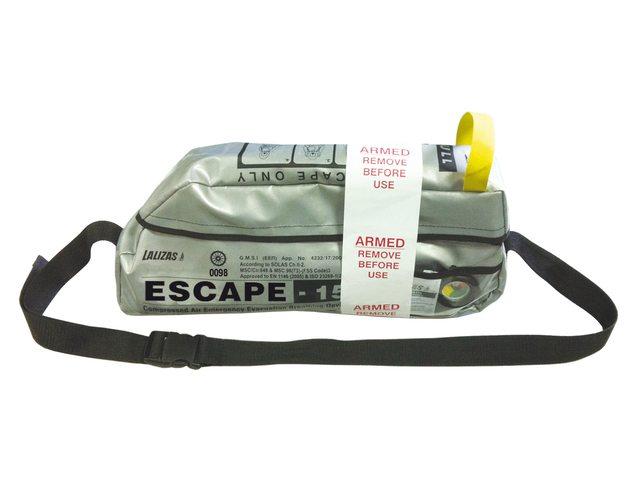 Lalizas évacuation respiration d'urgence Dispositif