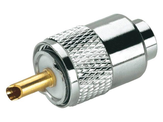 Connecteurs coaxiaux PL