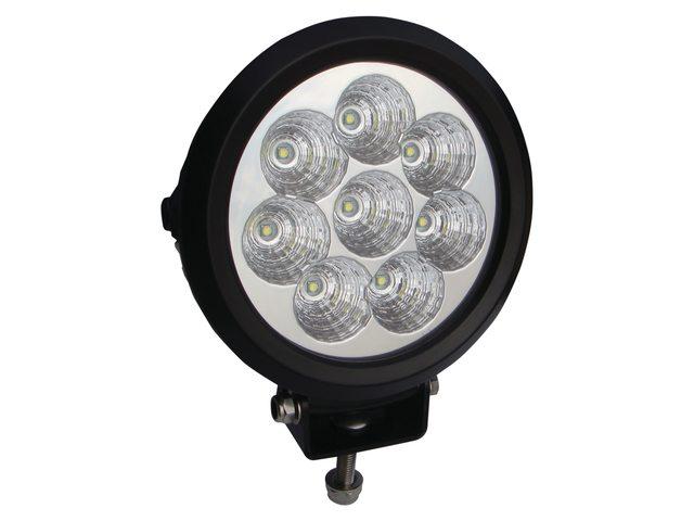 Dekverlichting LED rond