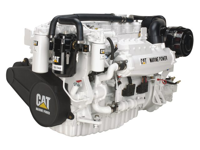 Caterpillar motoren
