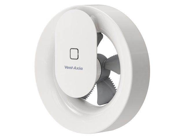 Ventilation axial