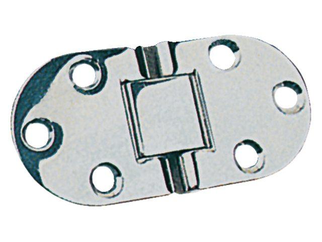 Double charnière 2mm Type 10