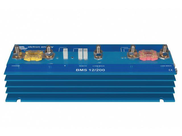 Batterie au Lithium avec BMS (gestion de batterie)