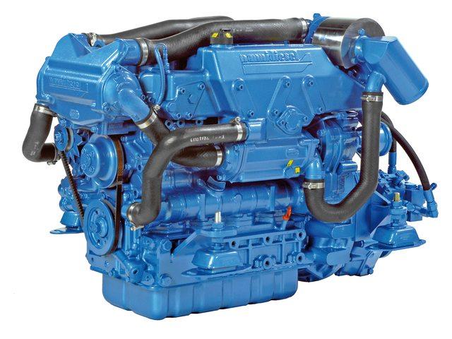 Nanni motoren en onderdelen
