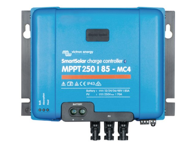 3b. Laadcontrollers SmartSolar MPPT 250/xx