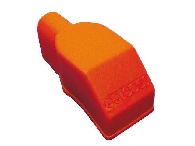 Beschermkap rood schuine kant p/stuk